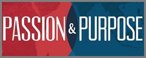 Passion&Purpose homepage