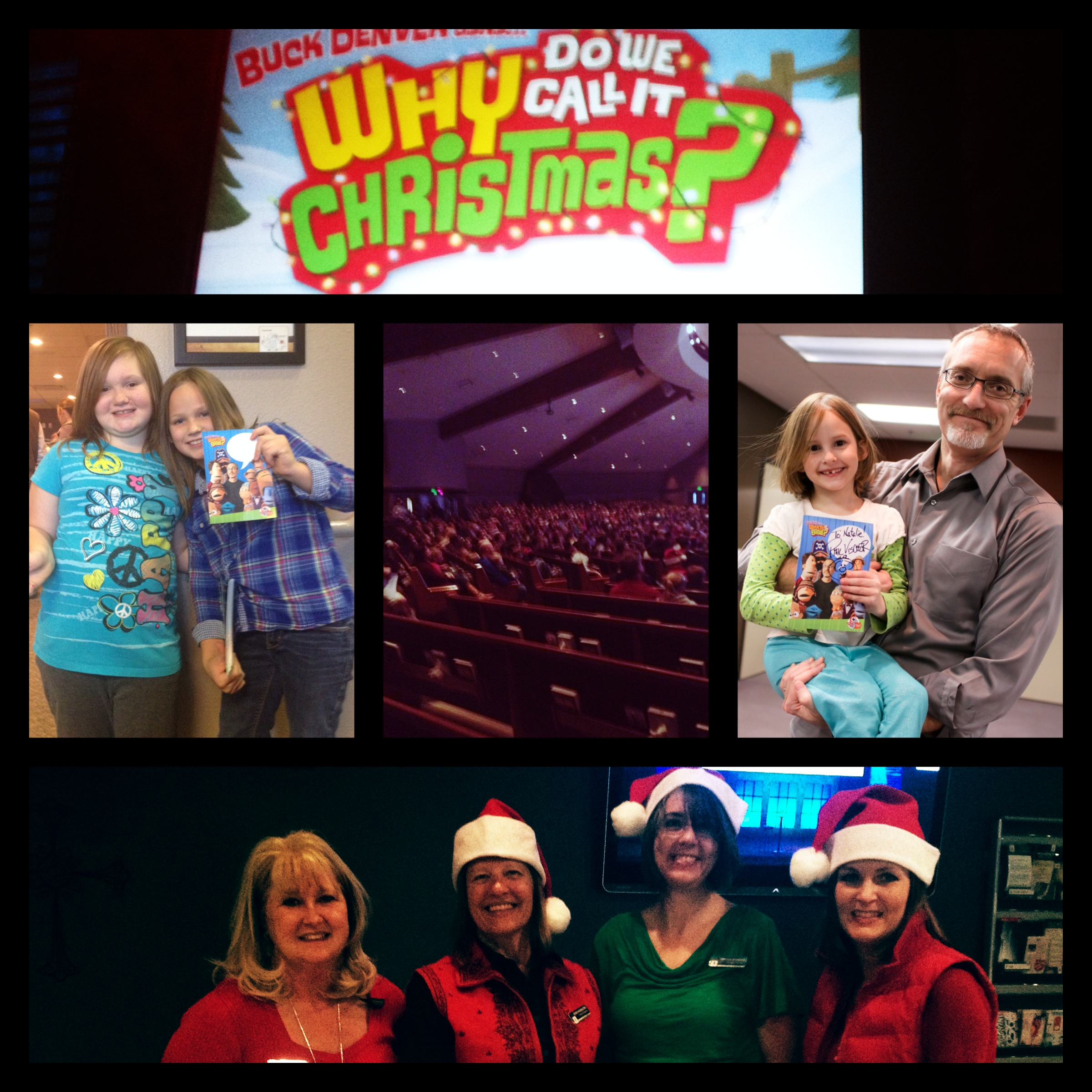 why do we call it christmas colorado springs co recap