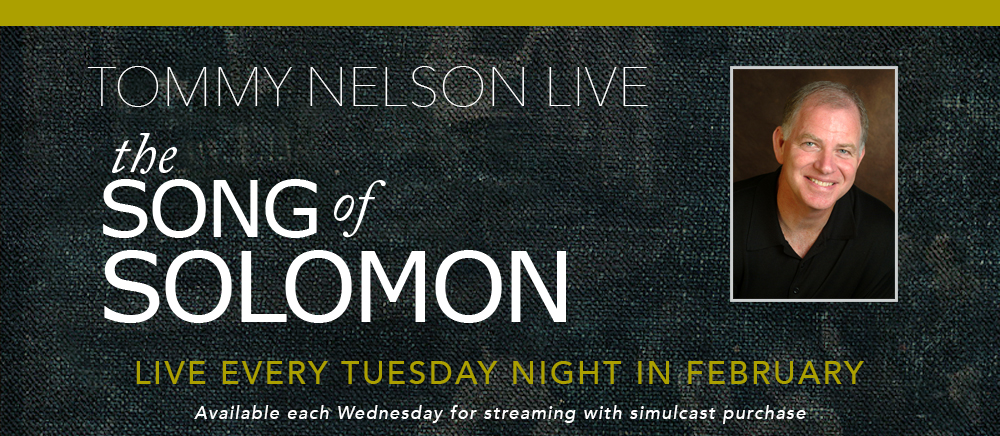 Song of Solomon Live